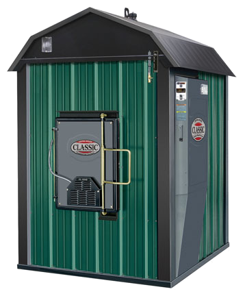 Central Boiler Outdoor Wood Furnaces